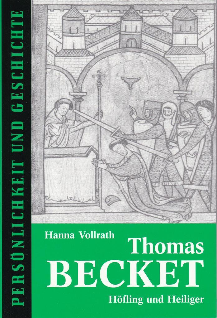 Thomas Becket als Buch