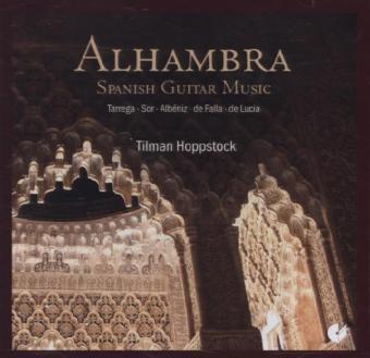 Alhambra-Span.Gitarrenmusik