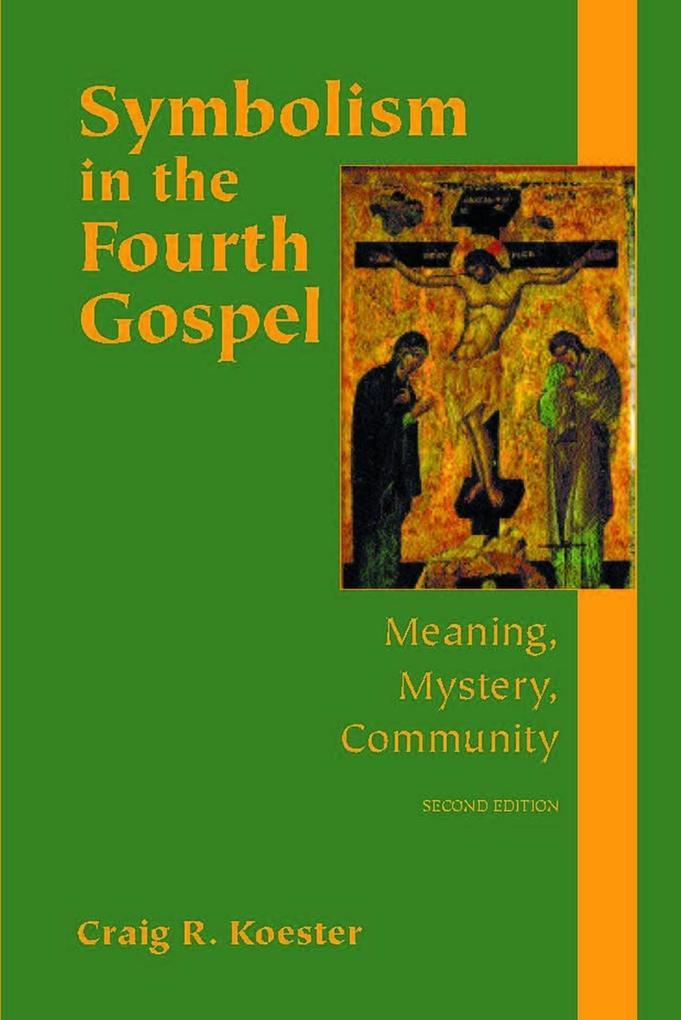 Symbolism in the Fourth Gospel als eBook Downlo...