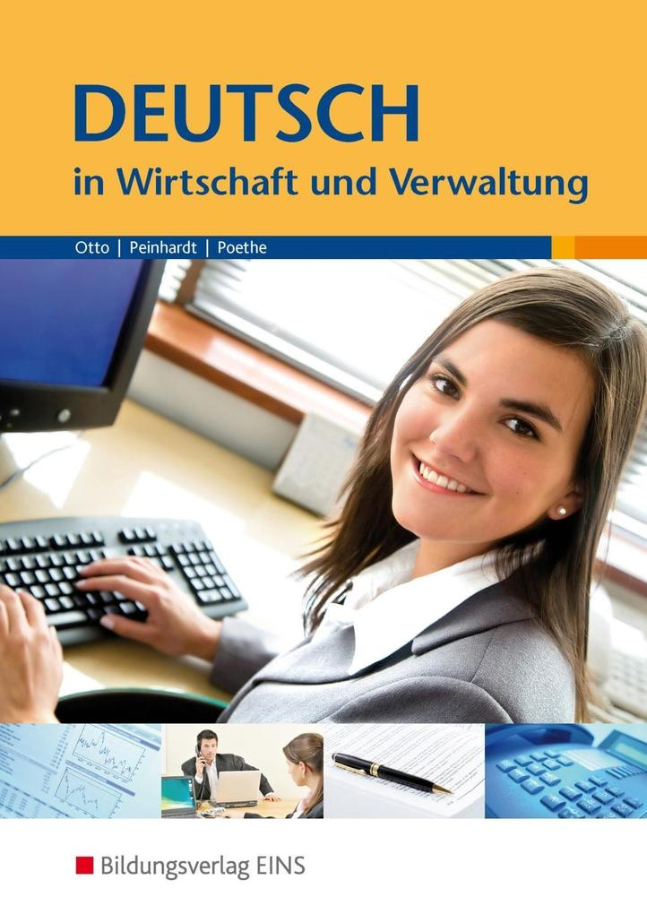 Deutsch in Wirtschaft und Verwaltung als Buch