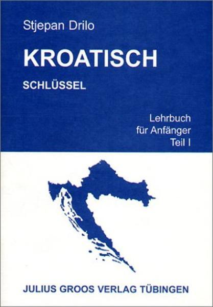 Kroatisch 1. Schlüssel als Buch