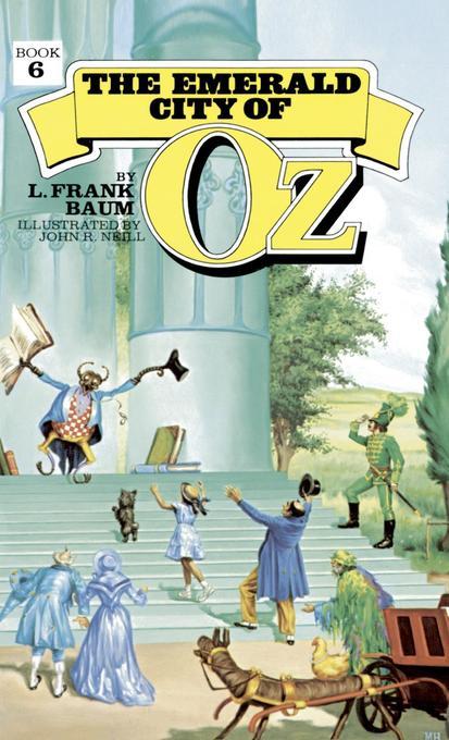 Emerald City of Oz als Taschenbuch