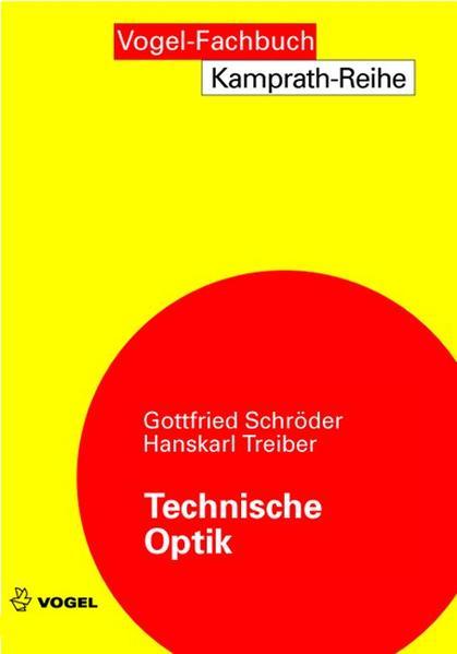 Technische Optik als Buch