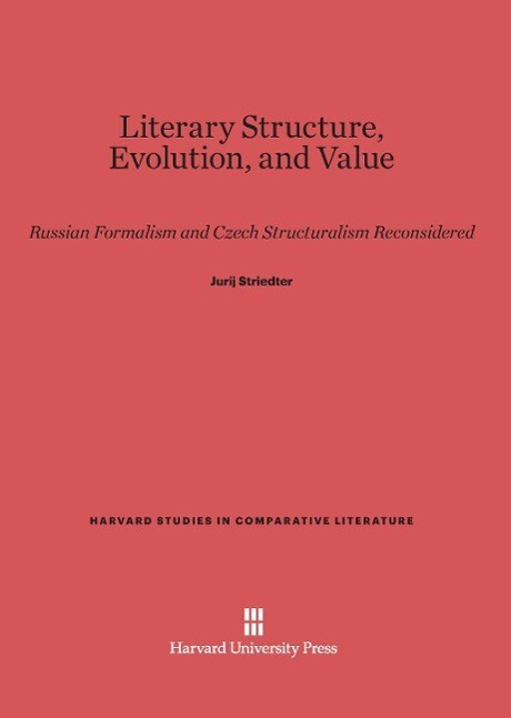 Literary Structure, Evolution, and Value als Bu...