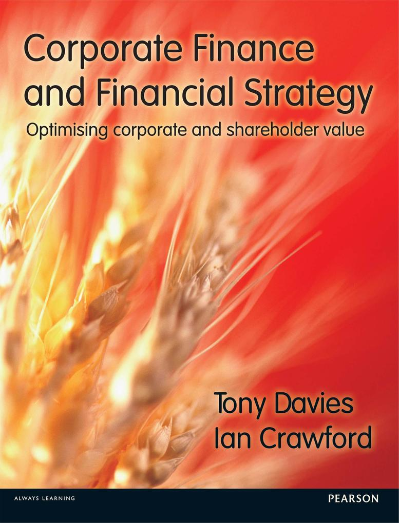 Corporate Finance and Financial Strategy als eB...