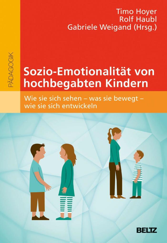 Sozio-Emotionalität von hochbegabten Kindern al...