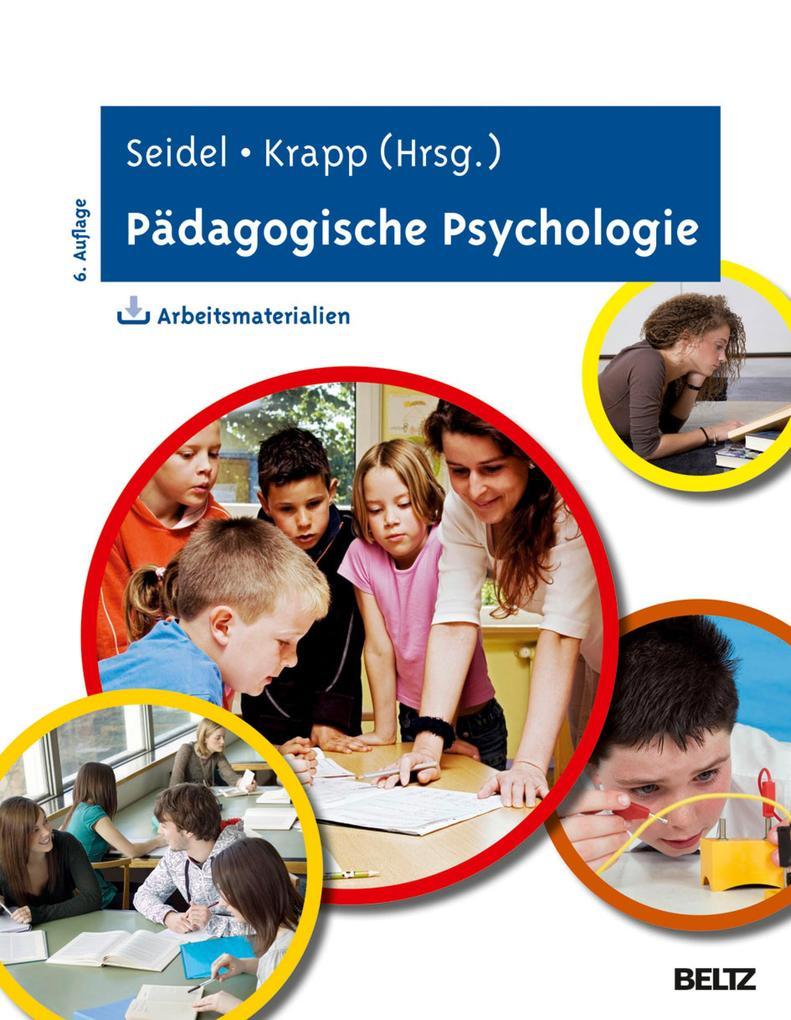 Pädagogische Psychologie als eBook Download von