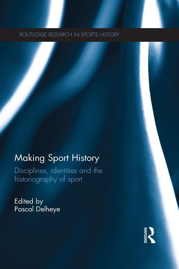 Making Sport History als eBook Download von