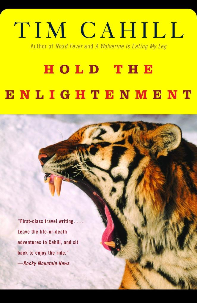 Hold the Enlightenment als Taschenbuch