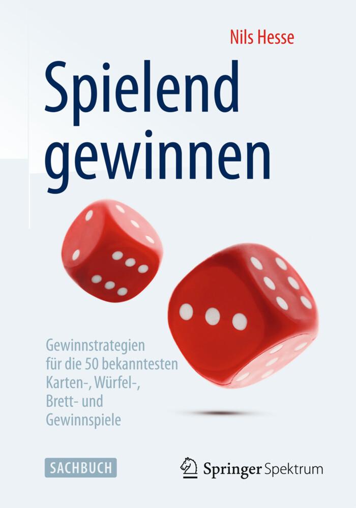 Spielend gewinnen als Buch von Nils Hesse