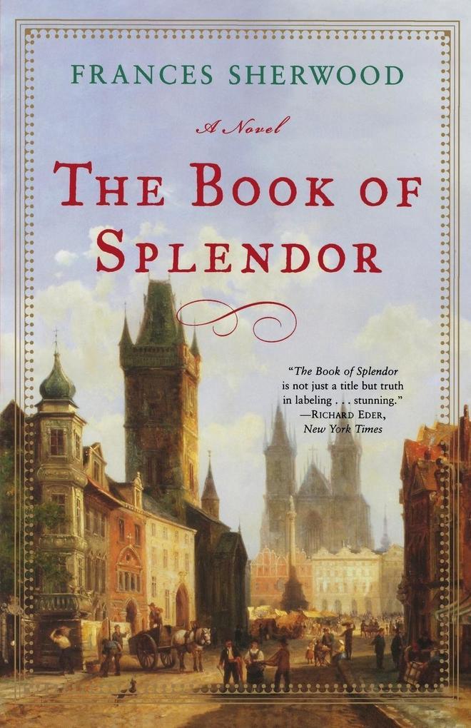 The Book of Splendor als Taschenbuch