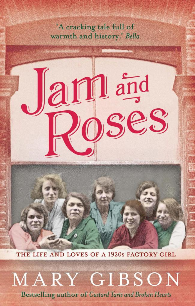 Jam and Roses als eBook Download von Mary Gibson