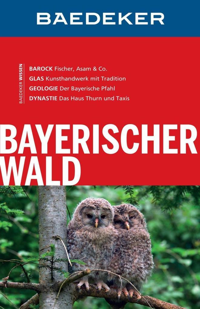 Baedeker Reiseführer Bayerischer Wald als eBook...