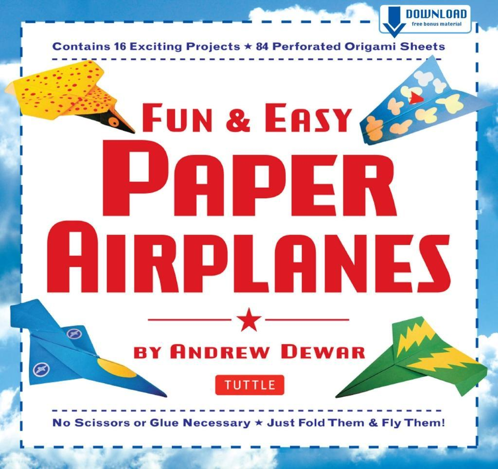 Fun & Easy Paper Airplanes als eBook Download v...