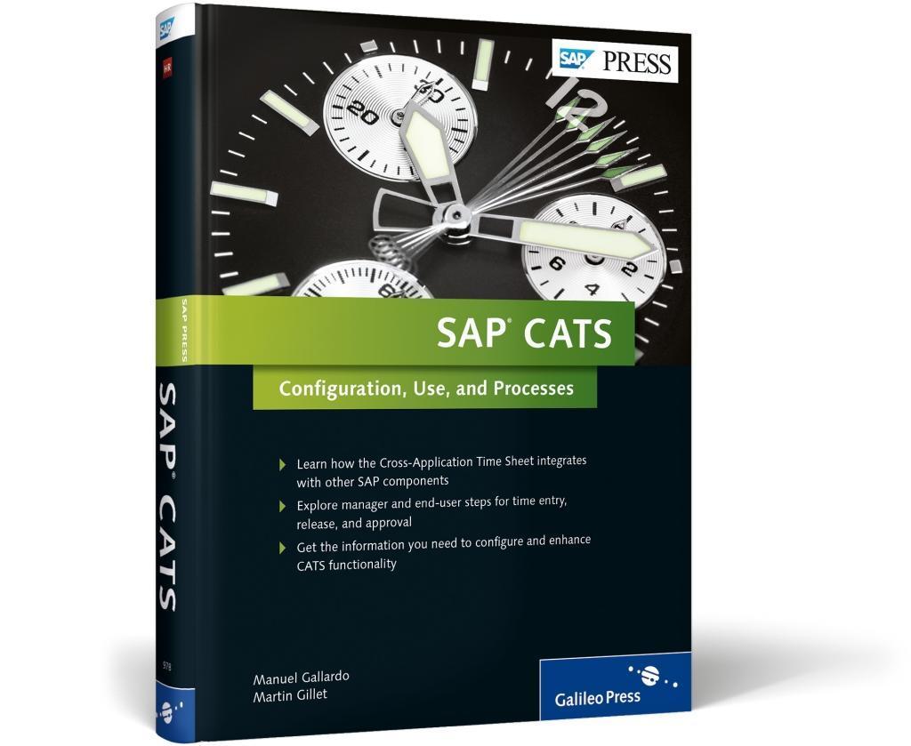 SAP CATS als Buch von Manuel Gallardo, Martin G...