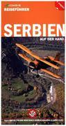 Serbien auf der Hand