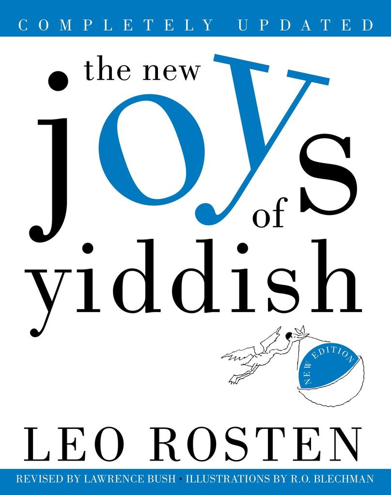 The New Joys of Yiddish: Completely Updated als Taschenbuch