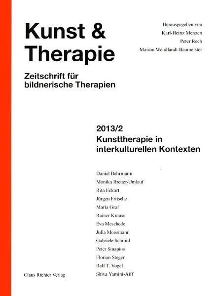 Kunsttherapie in interkulturellen Kontexten als...