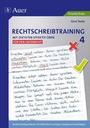 Rechtschreibtraining: Mit Diktaten effektiv üben 4