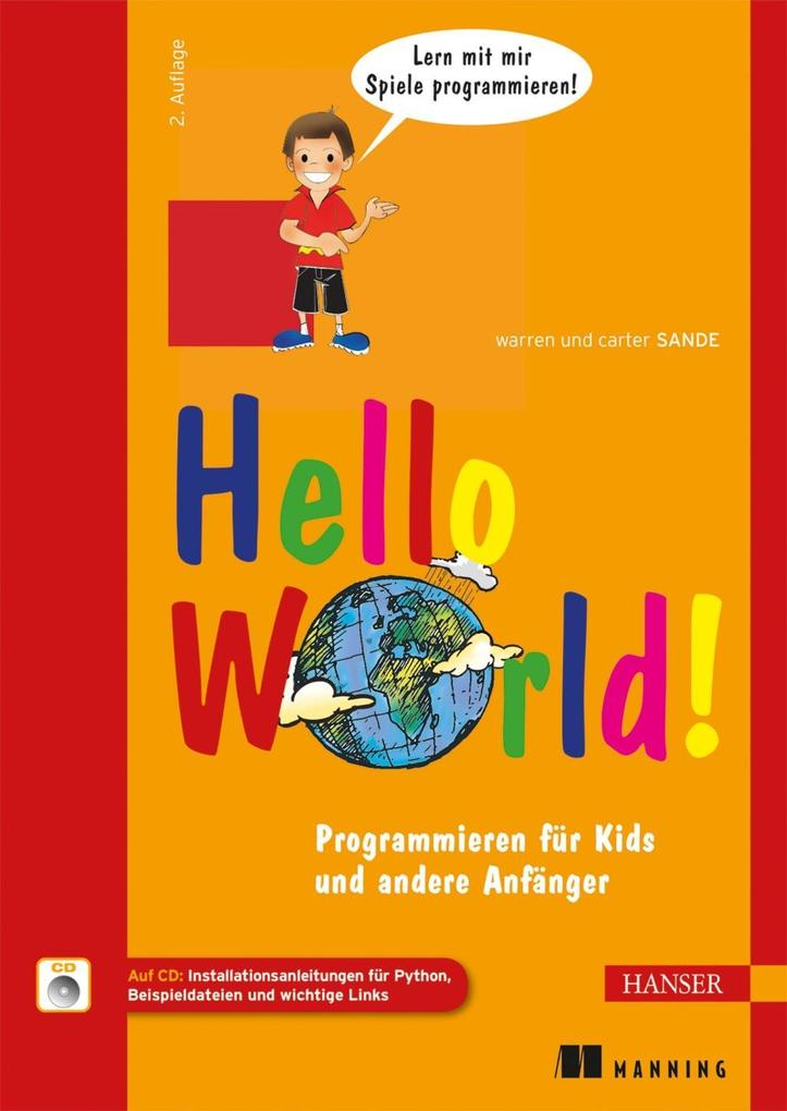 Hello World! als eBook Download von Warren D. S...