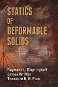 Statics of Deformable Solids