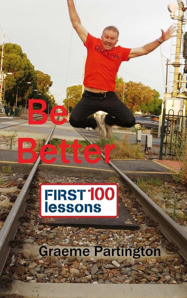Be Better als Buch von Graeme Partington