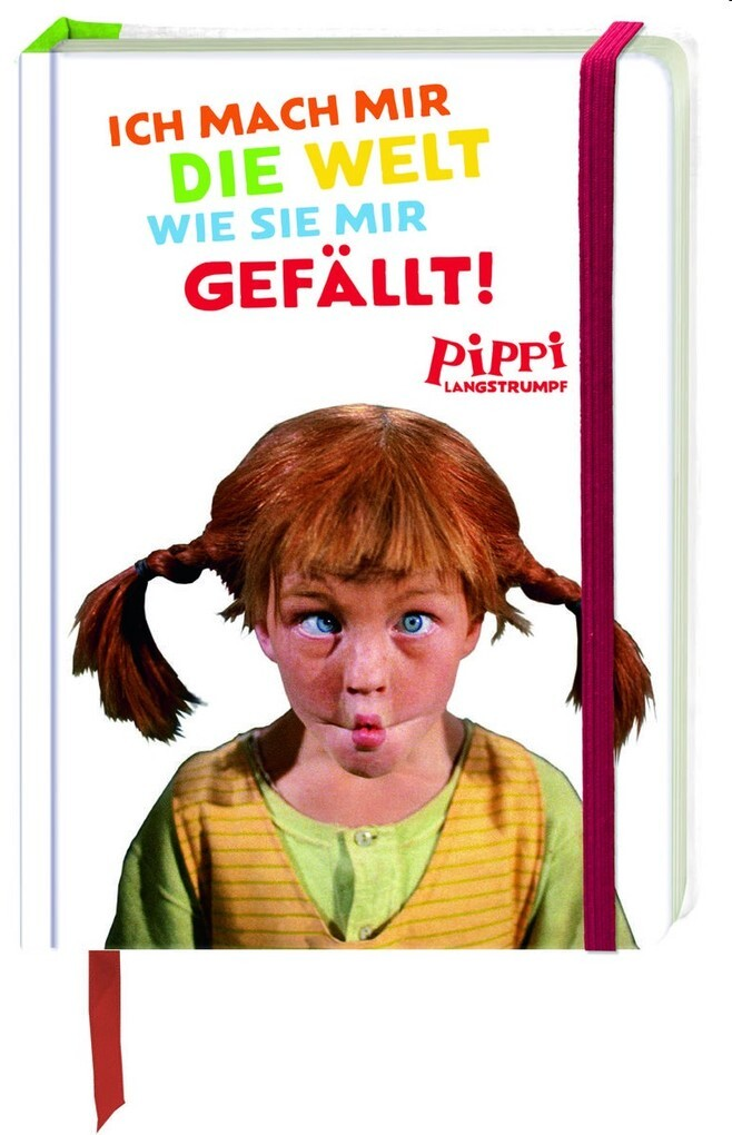Pippi (Film) Notizbuch