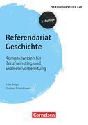 Fachreferendariat Sekundarstufe I und II: Referendariat Geschichte