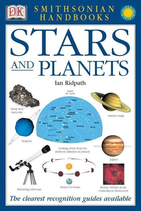 Smithsonian Handbooks: Stars & Planets als Taschenbuch