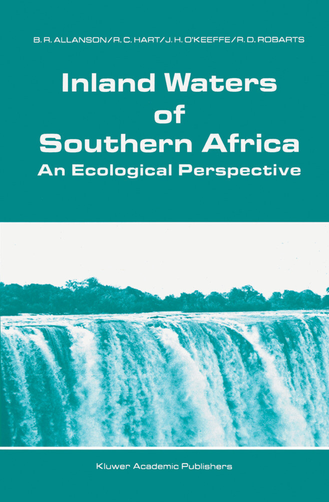 Inland Waters of Southern Africa: An Ecological Perspective als Buch