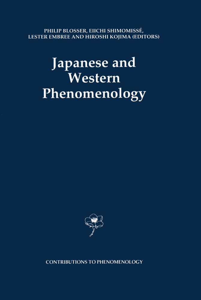 Japanese and Western Phenomenology als Buch