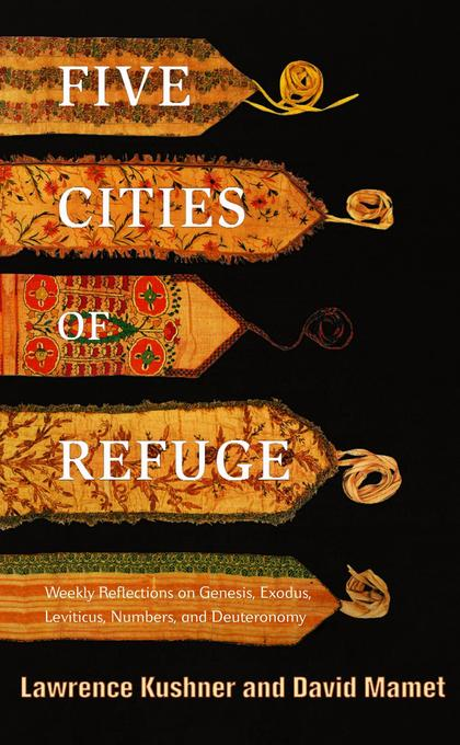 Five Cities of Refuge: Weekly Reflections on Genesis, Exodus, Leviticus, Numbers, and Deuteronomy als Buch