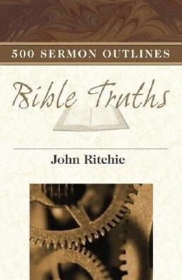 500 Sermon Outlines on Basic Bible Truths als Taschenbuch