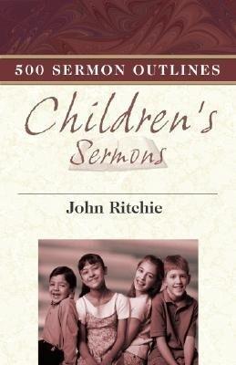 500 Children's Sermon Outlines als Taschenbuch