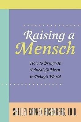 Raising a Mensch als Taschenbuch