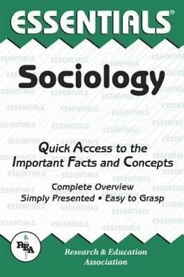 Sociology Essentials als Taschenbuch