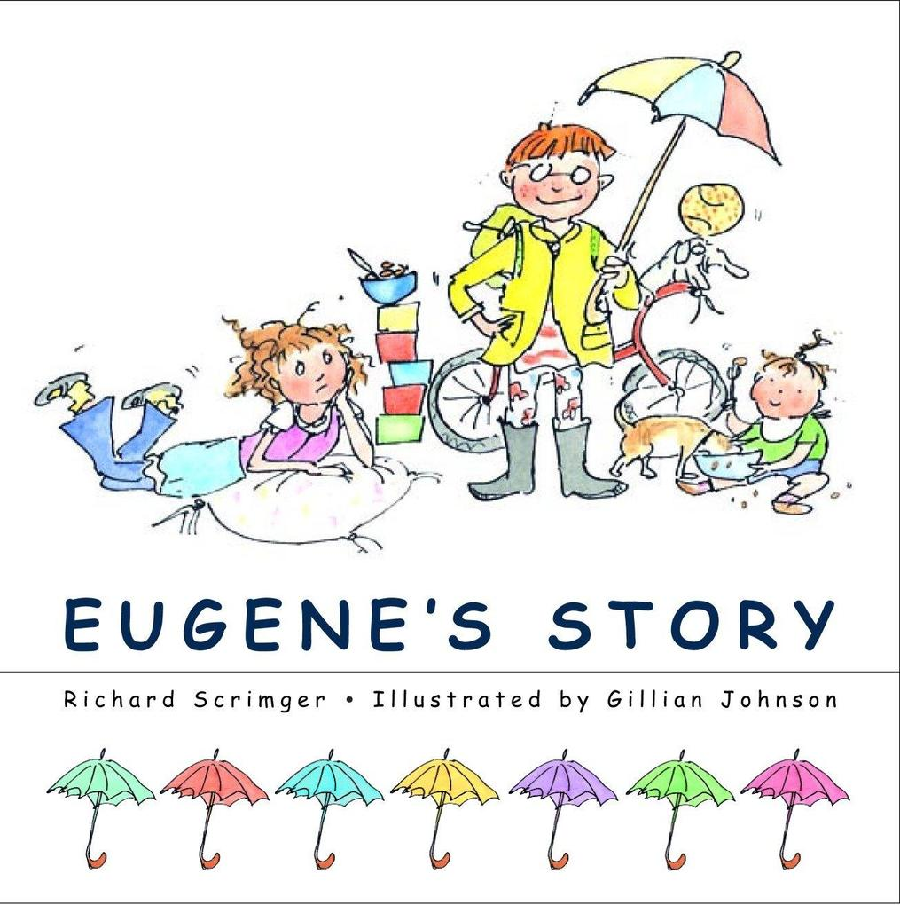 Eugene's Story als Buch