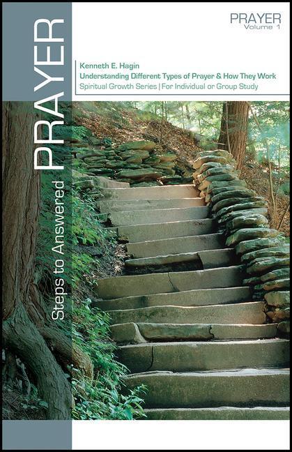 Steps to Answered Prayer als Taschenbuch