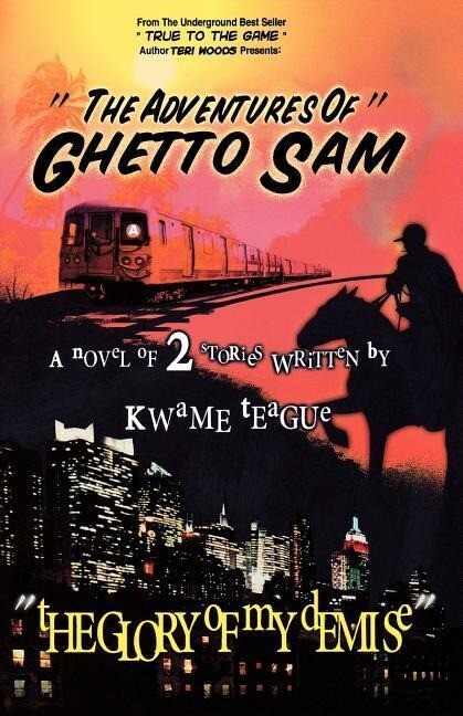 The Adventures of Ghetto Sam and the Glory of My Demise: 2 Short Stories in One Novel als Taschenbuch