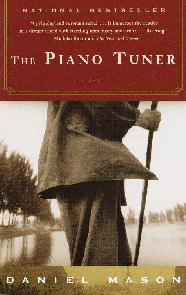 The Piano Tuner als Taschenbuch