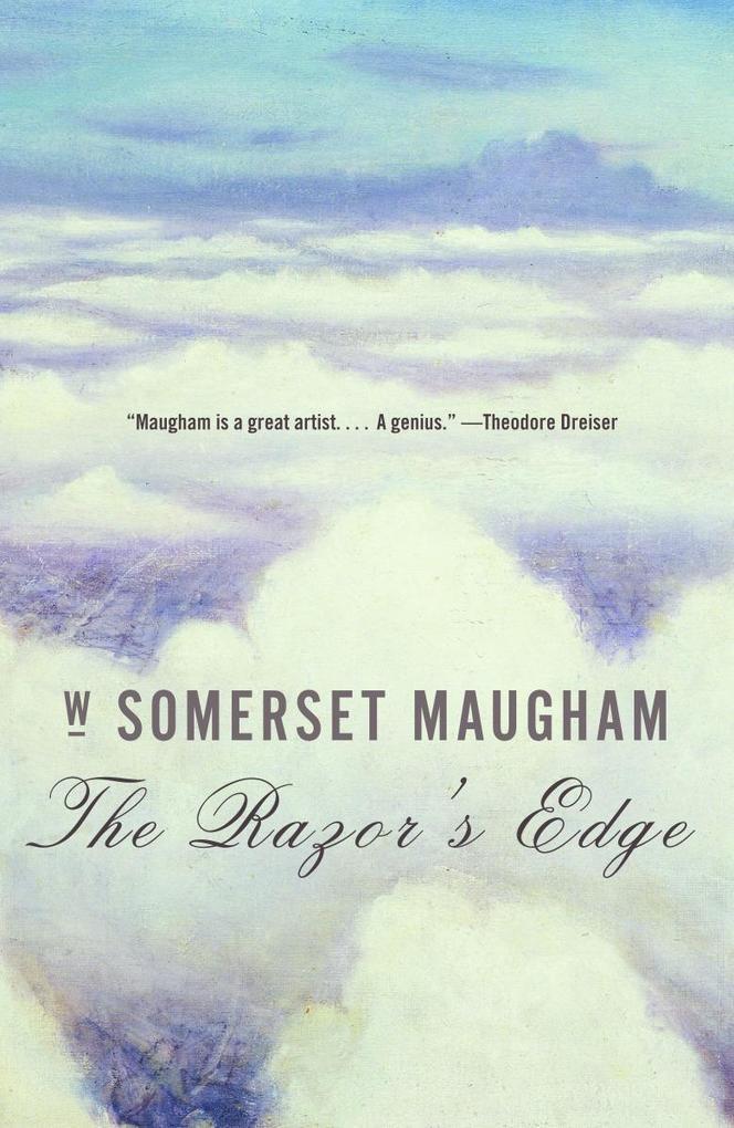 The Razor's Edge als Taschenbuch