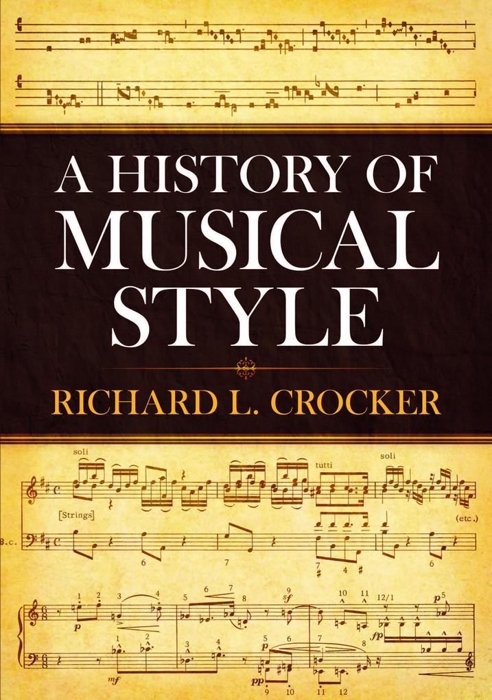 A History of Musical Style als eBook Download v...
