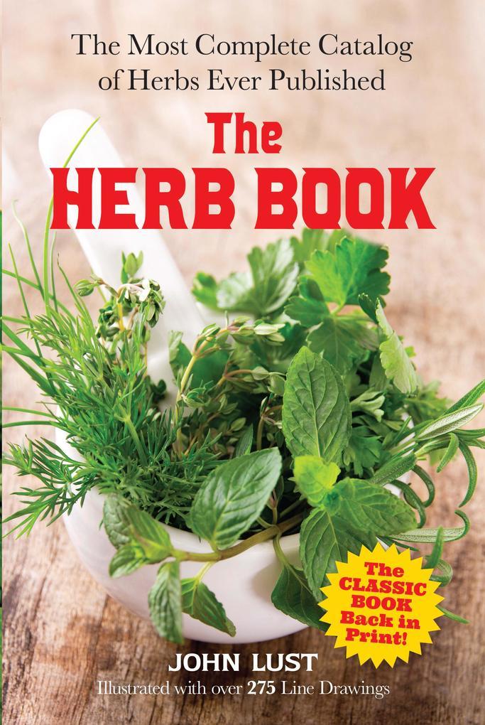 The Herb Book als eBook Download von John Lust