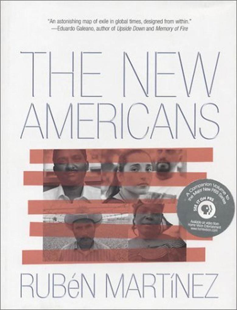The New Americans als Buch