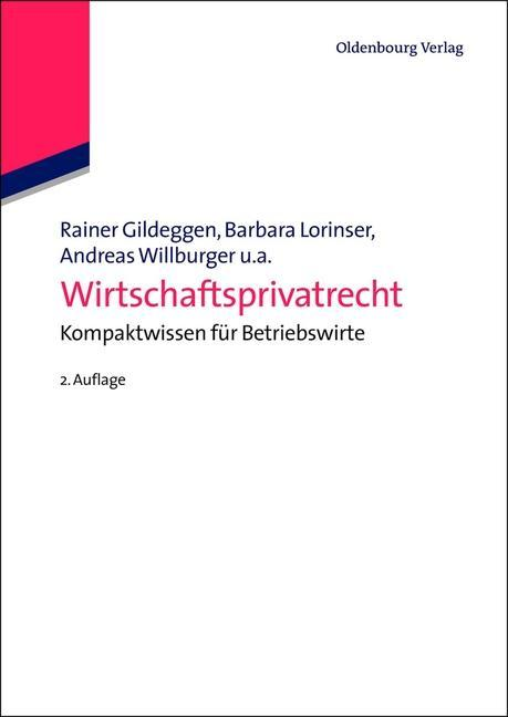 Wirtschaftsprivatrecht als eBook Download von R...