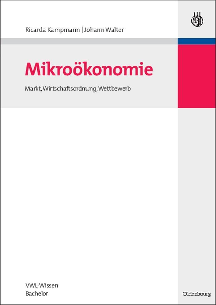 Mikroökonomie als eBook Download von Ricarda Ka...