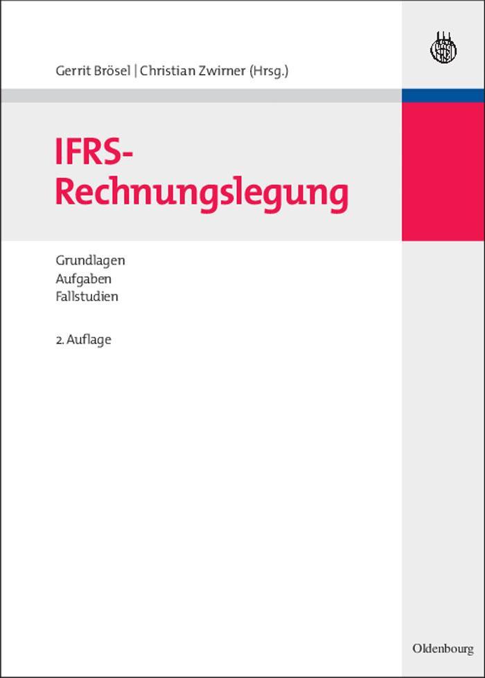 IFRS-Rechnungslegung als eBook pdf
