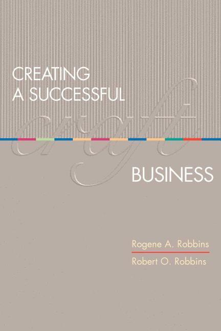 Creating a Successful Craft Business als Taschenbuch