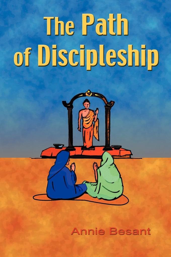 The Path of Discipleship als Taschenbuch