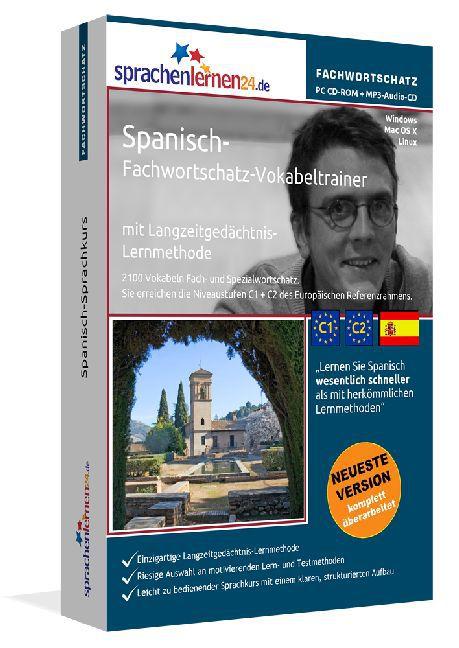 Spanisch-Fachwortschatz